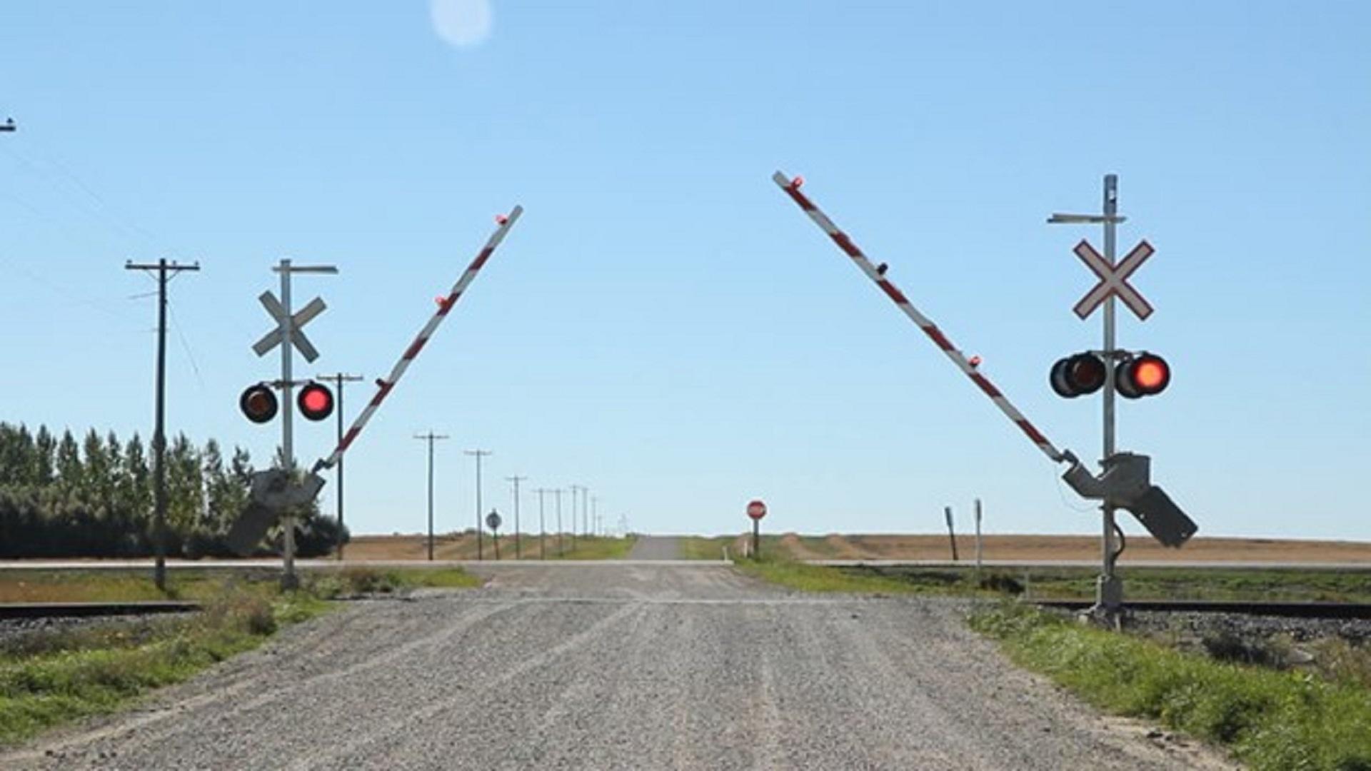 Safe Behaviour at Railway Crossings